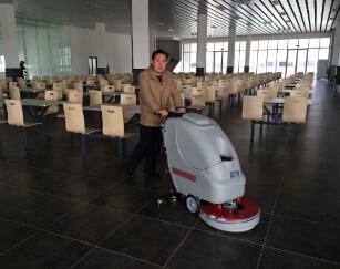苏州科技城买洗地机也锁定优尼斯