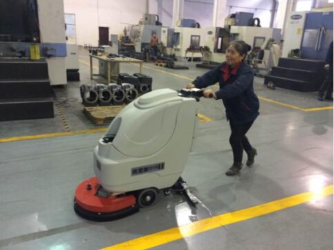 无锡洗地机,全一机械也选择与优尼斯合作