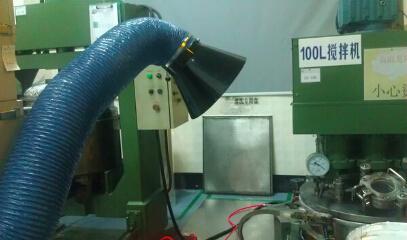 彬台机械(苏州)选用优尼斯工业吸尘设备