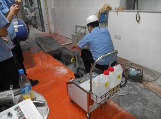 东丽塑料(苏州)有限公司多次选用优尼斯蒸汽清洗机和高压清洗机