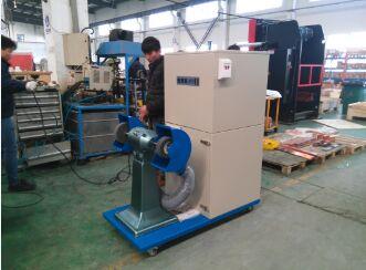 苏州铜盟电气公司选用优尼斯工业集尘器SHJ-M3