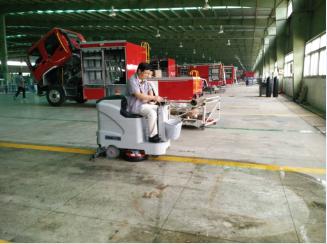 【苏州】捷达消防车辆有限公司首度与优尼斯合作