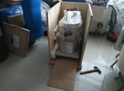 格比机电再度购买优尼斯工业吸尘器