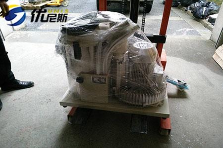 优尼斯年前又一力作:捷高科技采购优尼斯工业吸尘器