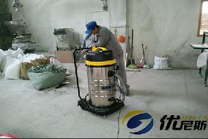 小小工业吸尘器锐石能源仓库彰显大功效清洁