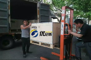 常州客户时隔两年再次购买优尼斯高压清洗机