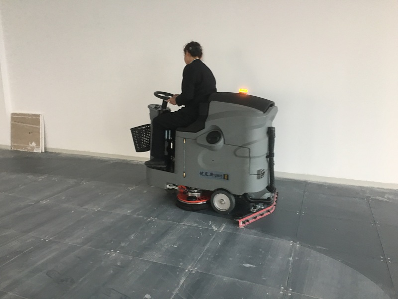 新项目配新机器,美格保洁与优尼斯签签签