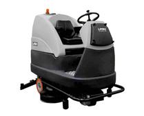 L122驾驶式洗地机