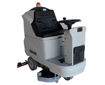 R800BT驾驶式洗地机