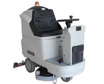 R700BT驾驶式洗地机
