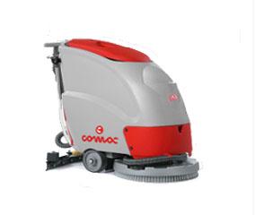 COMAC L20B电瓶驱动手推式全自动洗地机