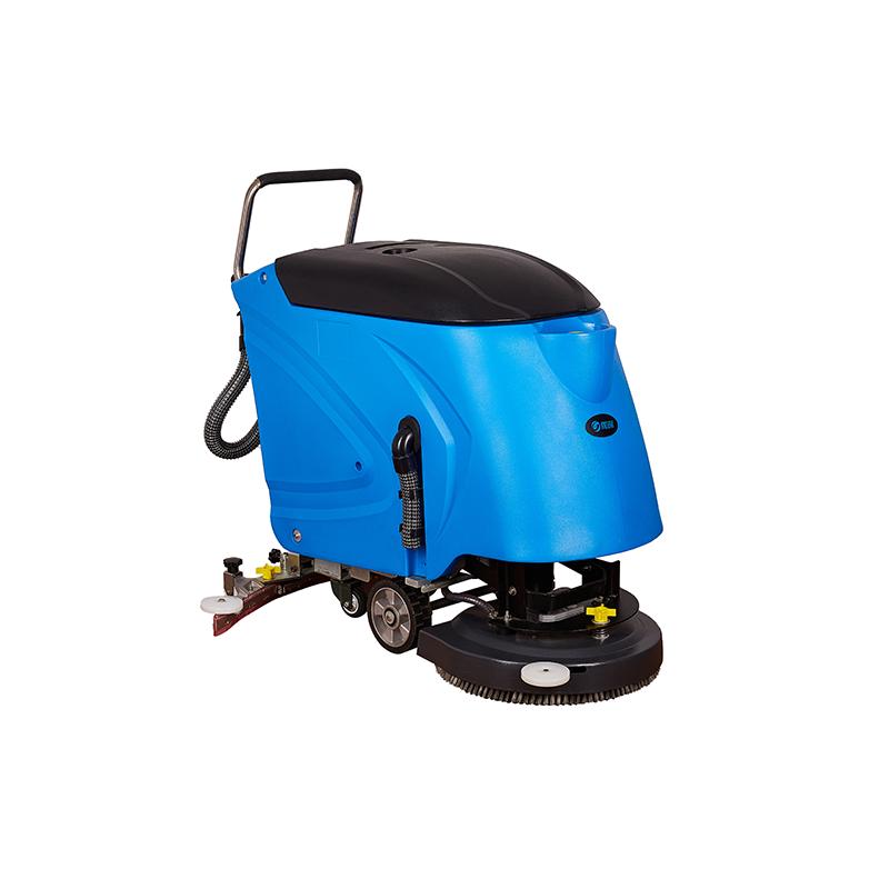 优尼斯L500B手推式半自动洗地机