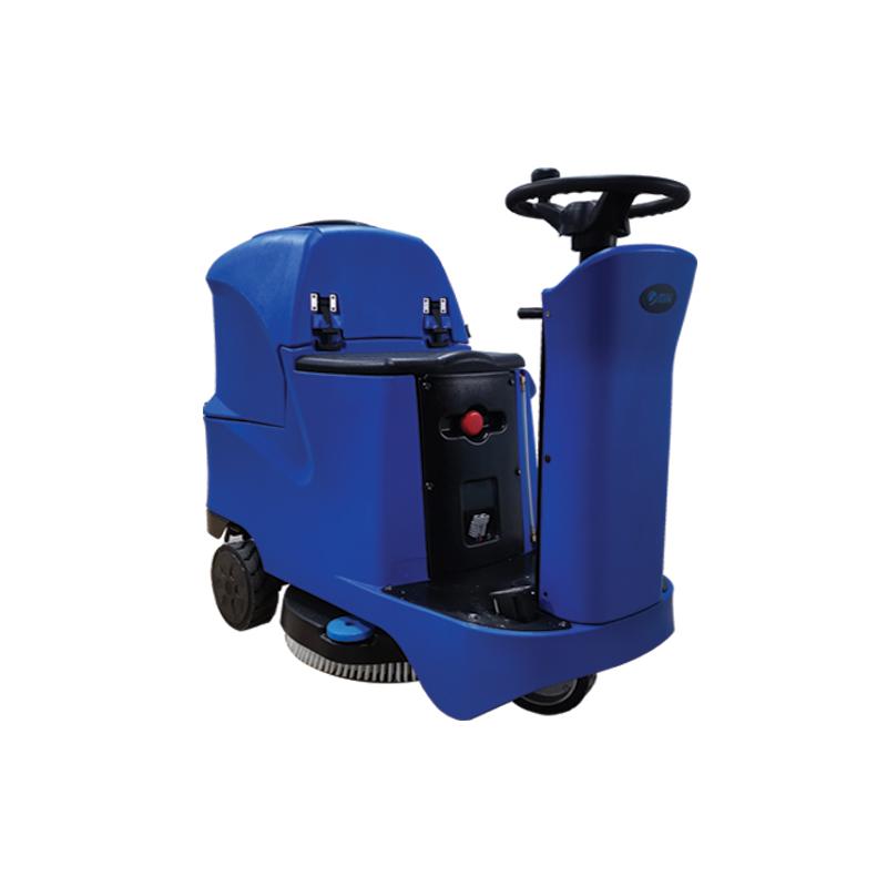 优尼斯U550驾驶式单刷洗地机