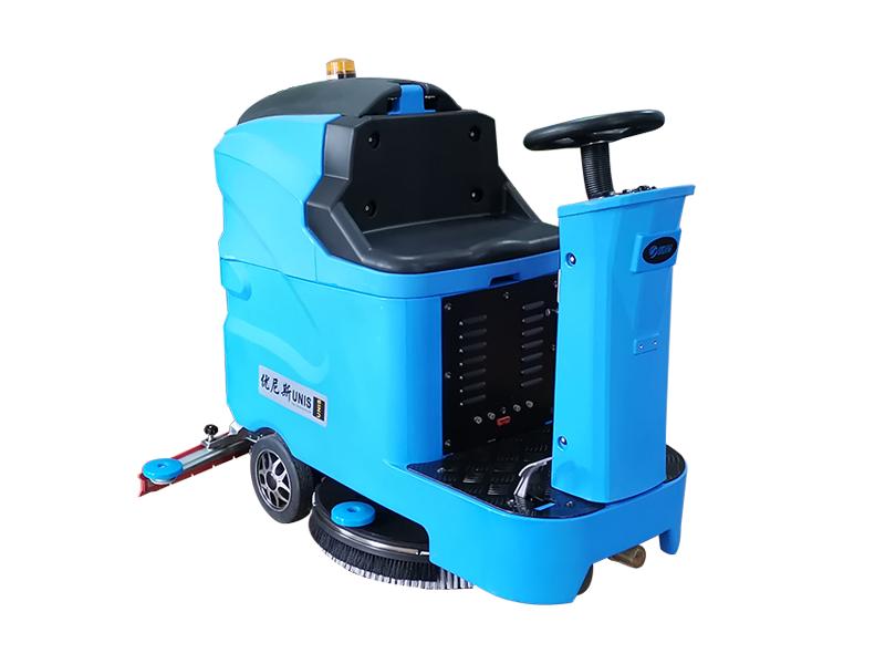 优尼斯U560驾驶式单刷洗地机