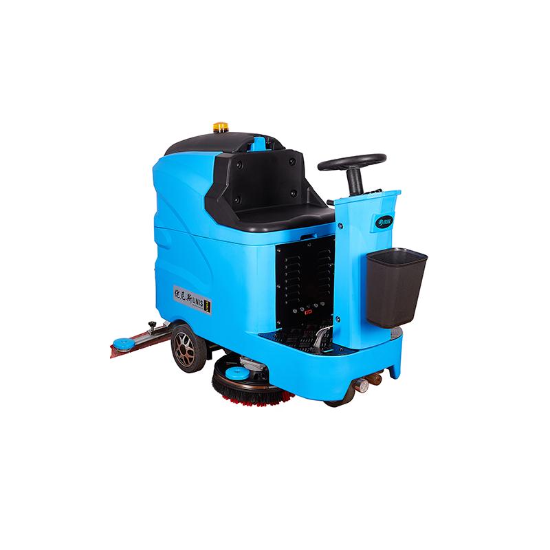 优尼斯U700驾驶式双刷洗地机