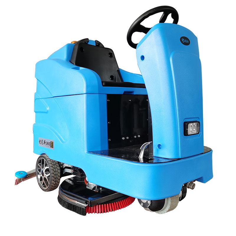 优尼斯U1000大型驾驶式洗地机