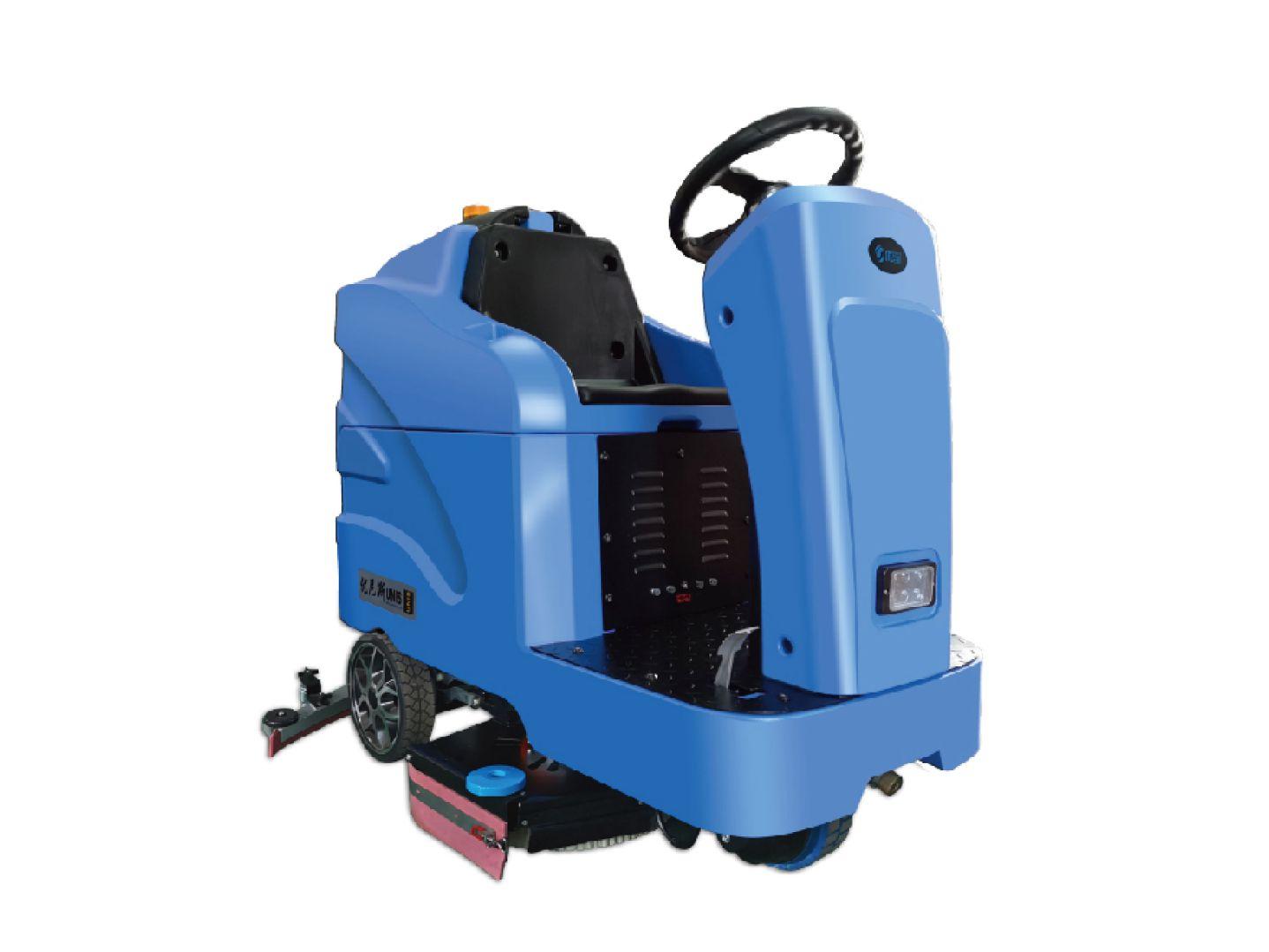 优尼斯U900A驾驶式洗地机
