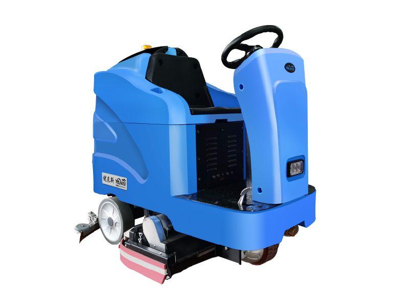 优尼斯U800R驾驶式洗扫一体机
